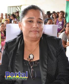 VEREADORA JANETE LEAL (PMDB,416 VOTOS)