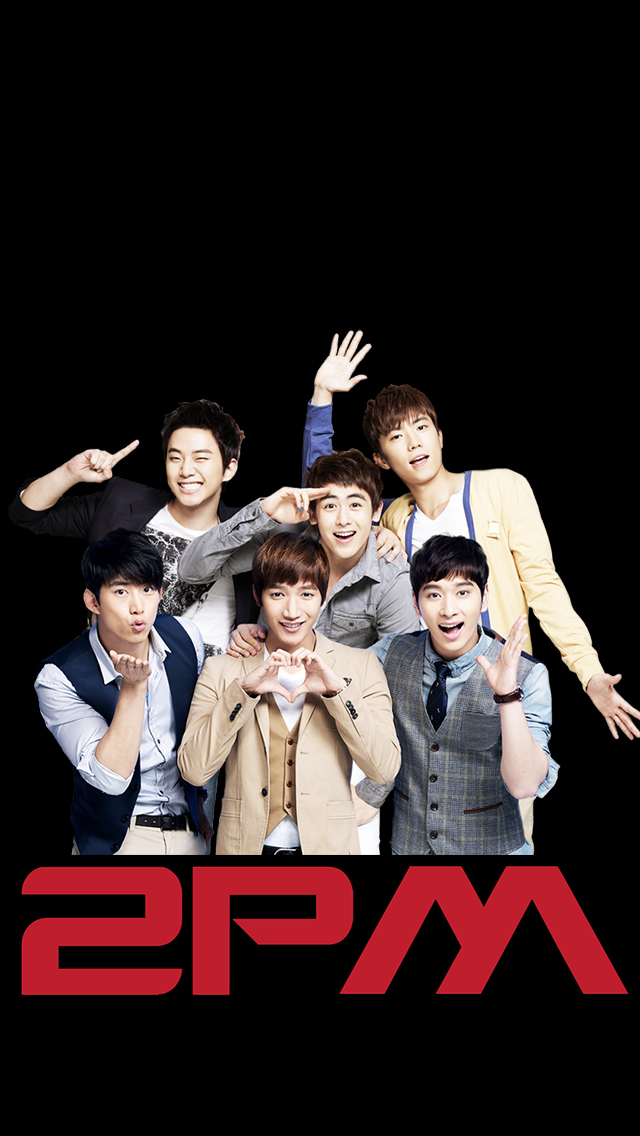 2PM iPhone 5 Wallpaper  iPhone 5 Wallpapers Gallery
