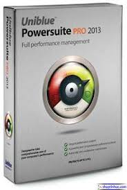 Uniblue PowerSuite Pro 2013 4.1.5.1 registered with serial key free download