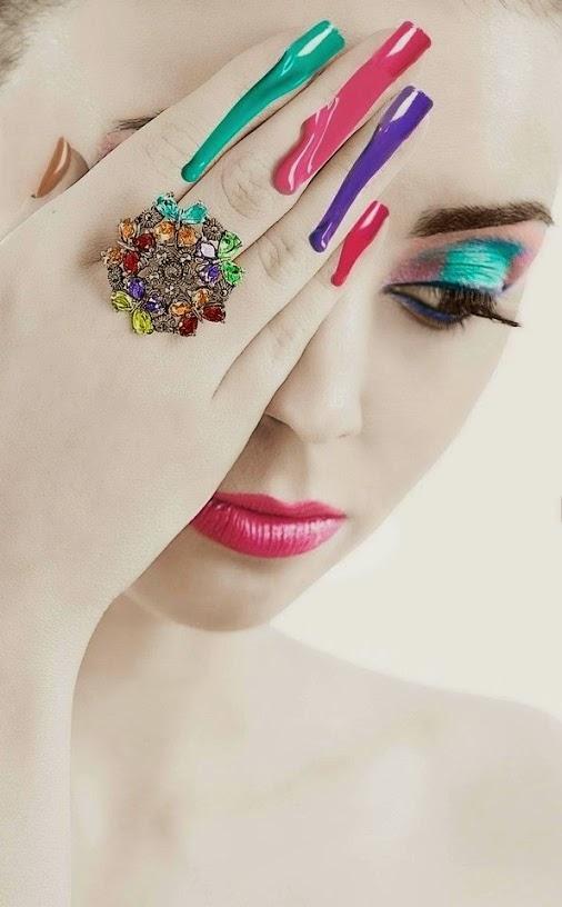 Art2share: Latest Nail Fashion Trends