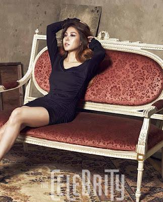 BoA - The Celebrity Magazine May Issue 2015
