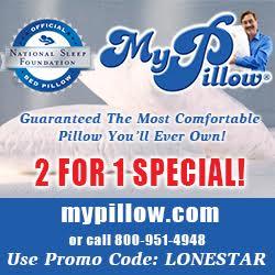 Definately my favorite pillow!