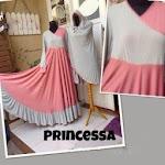 Gamis Princessa Rose GC2921 HABIS