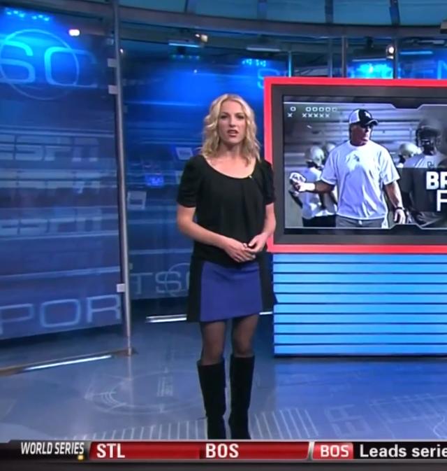 Best Looking Female ESPN Personalities | ClutchFans