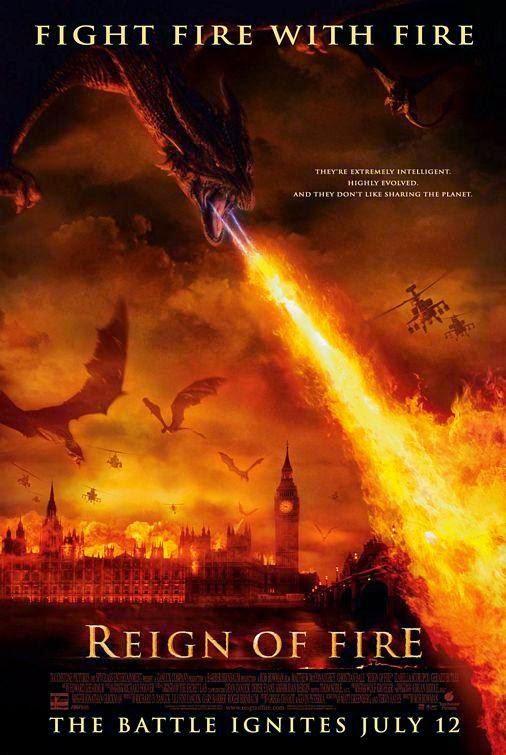 Película: El Imperio del Fuego