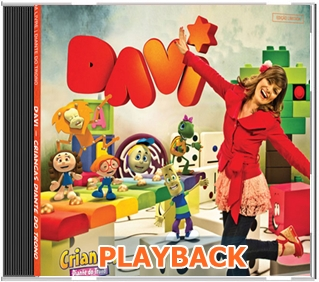 Diante do Trono  - Davi Vol.9 - Playback