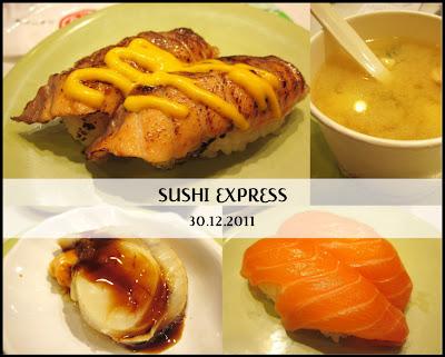 Love oishi sushi express citylink mall for 400 sage japanese cuisine