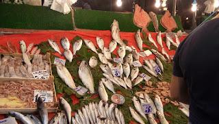 balık kültürü, balık yemekleri