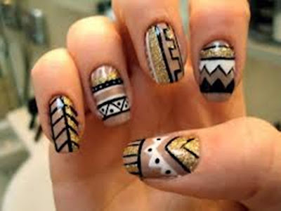 Nail Painting Designs And Pictures