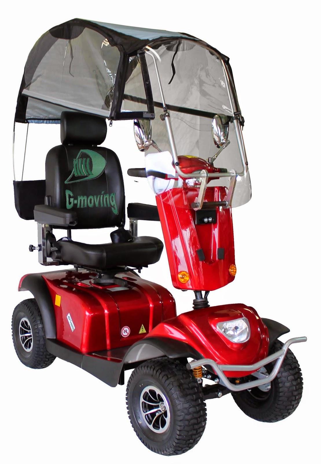 Sedia a rotelle elettrica e carrozzina elettrica ,guida alla scelta parte 4. Accessori per ...