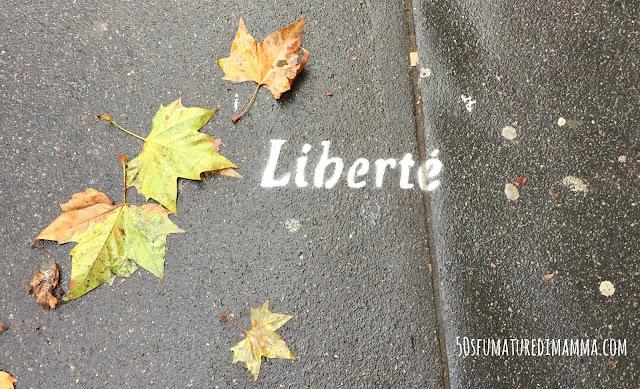 Parigi, attentati, paura... ma sempre libertà