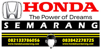 Pusat Dealer Mobil Honda Semarang
