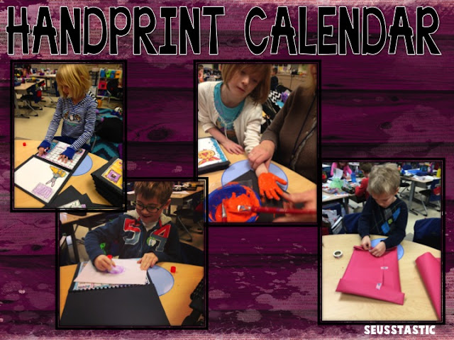 https://www.teacherspayteachers.com/Product/Handprint-Calendar-Gift-968614