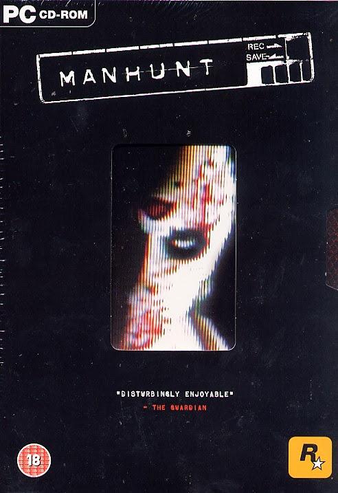 Manhunt 1 game