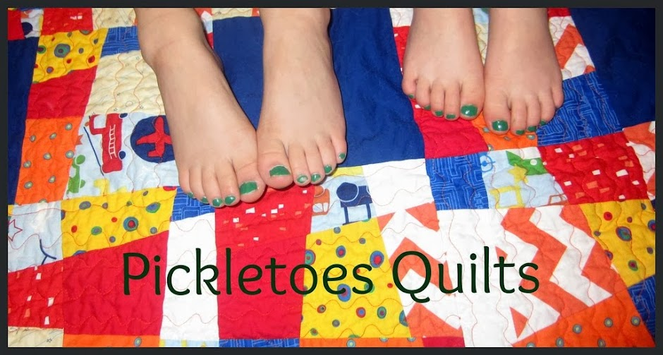 Pickletoes Quilts