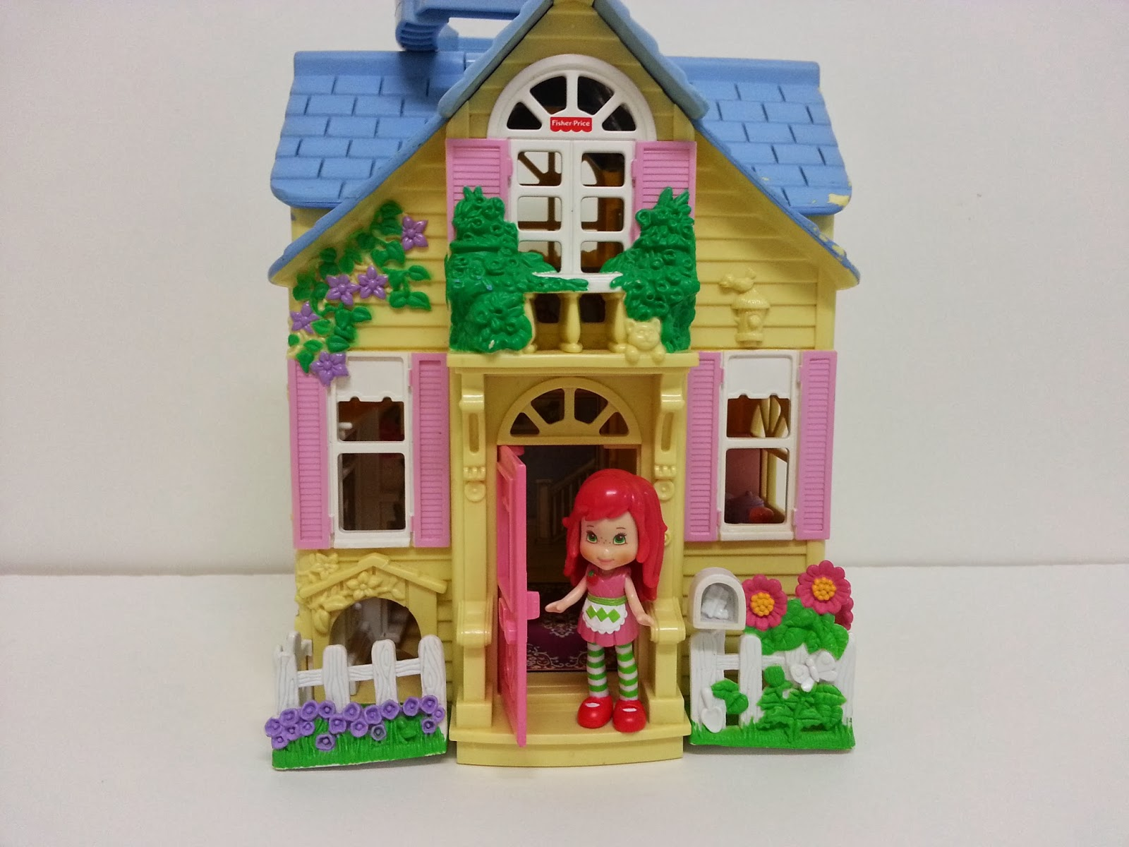 Jane Ch 233 Rie Fisher Price Sweet Streets Cottage