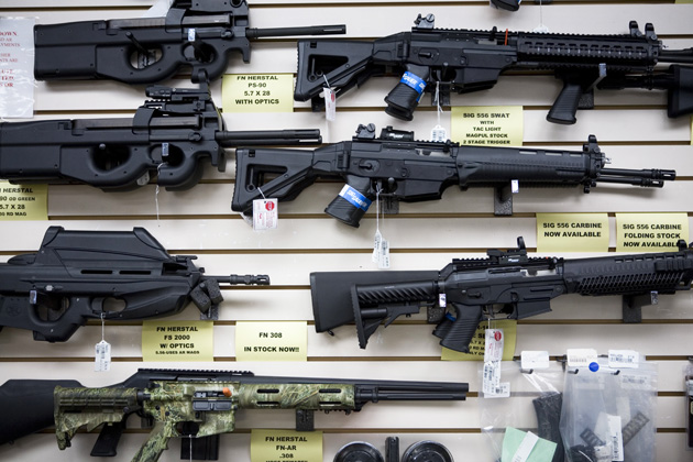 Newtown belum rela letak senjata