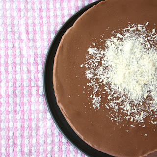 cheesecake de Nutella sin horno
