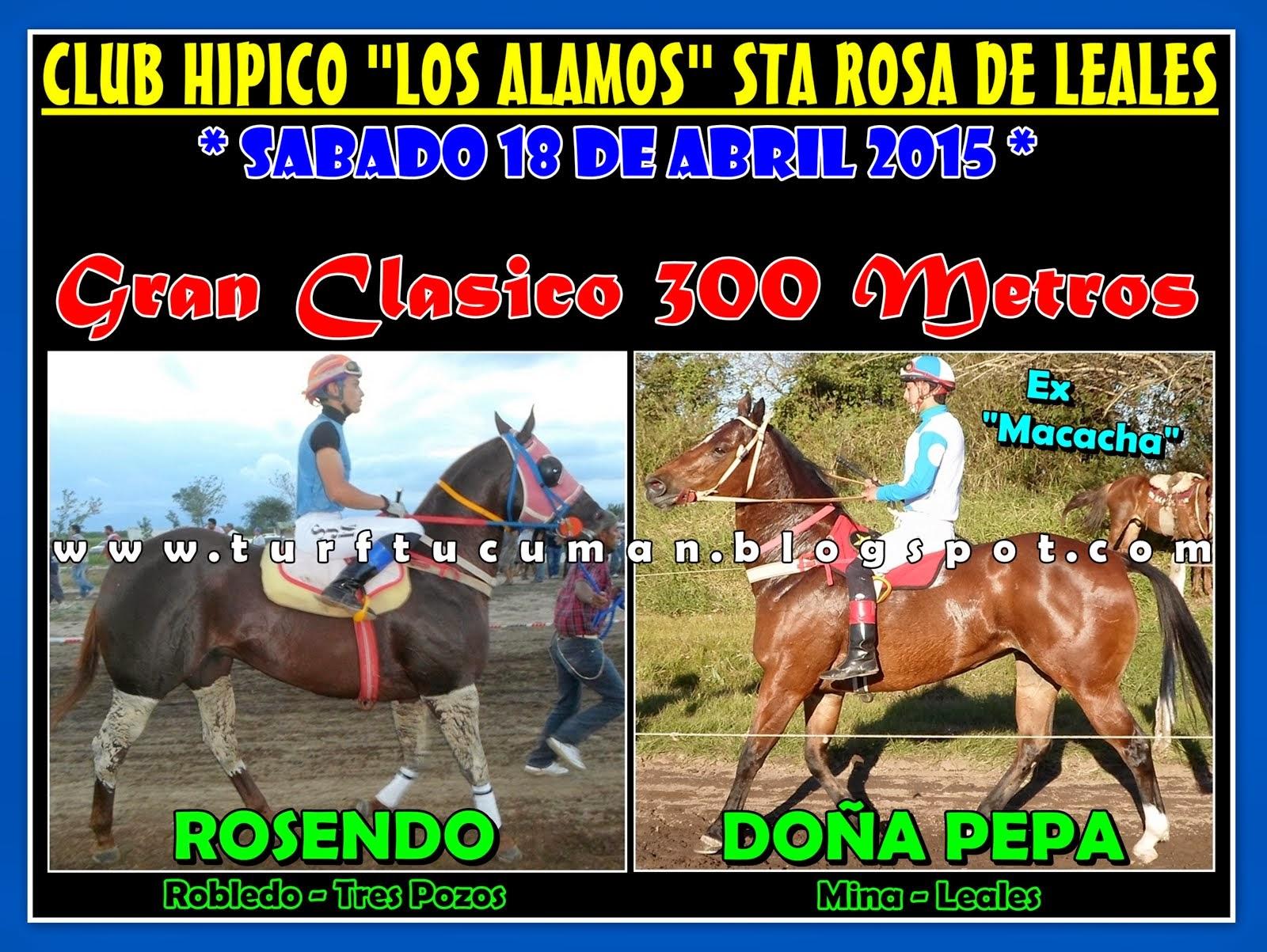 ROSENDO VS PEPA