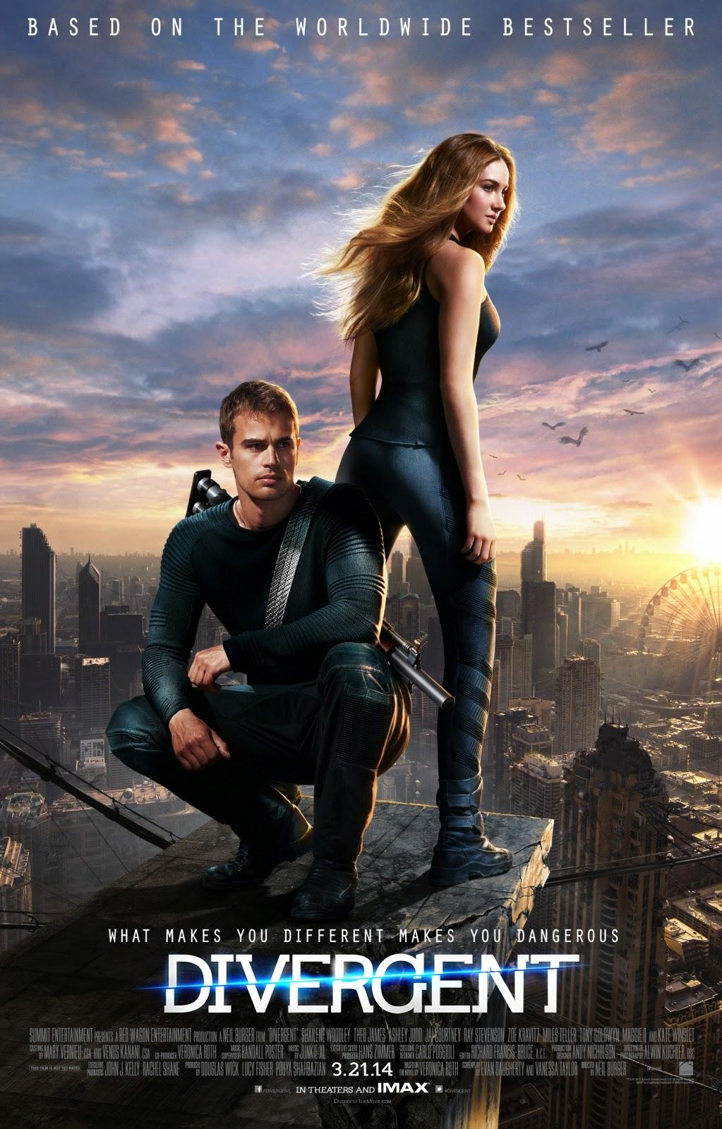 Divergent ไดเวอร์เจนท์ คนแยกโลก [HD][พากย์ไทย]