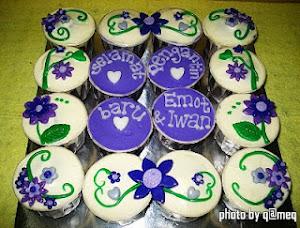 Hantaran Cupcakes (16pc)