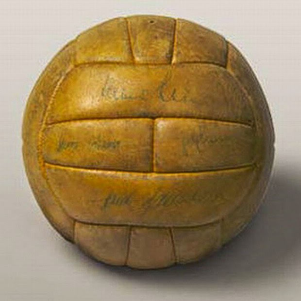 Kumpulan Gambar Bola Piala Dunia