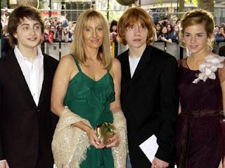 JK Rowling_cast_Harry_Potter