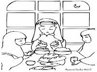 Berbuka Puasa Dibulan Ramadhan Bersama Keluarga