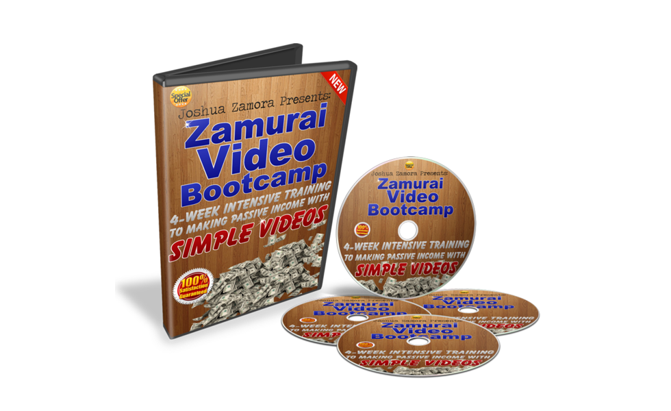 Zamurai Video Bootcamp Review