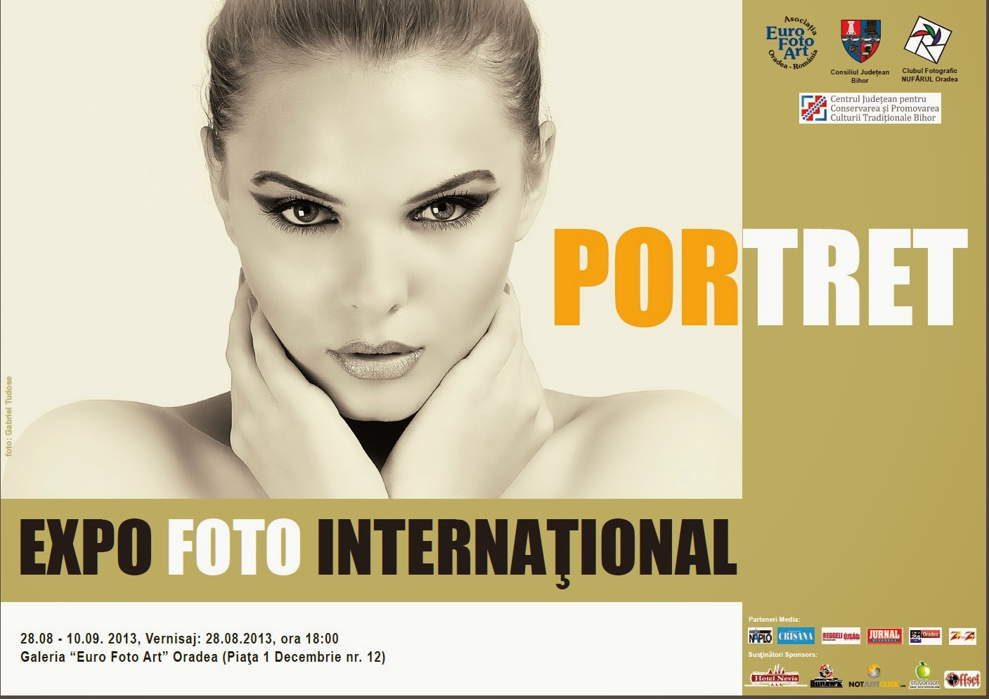Expozitia Internationala Portrete