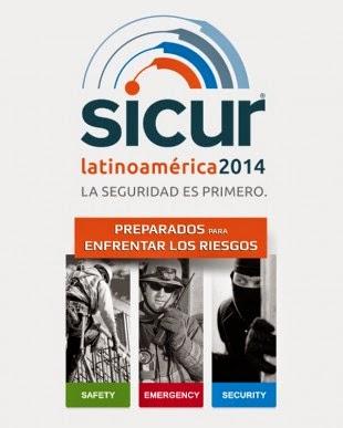 Santiago: Sicur Latinoamérica 2004