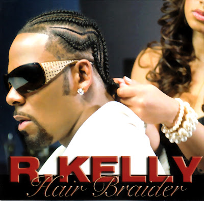 R. Kelly - Hair Braider-(Promo_CDS)-2008