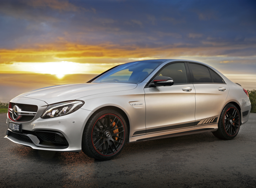 mercedes benz w205 c63 s amg edition 1 benztuning. Black Bedroom Furniture Sets. Home Design Ideas