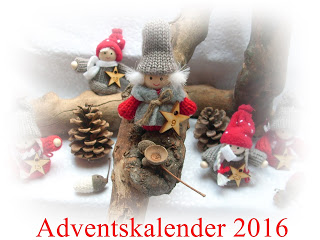 Blog Adventskalender ab 1.12.2016