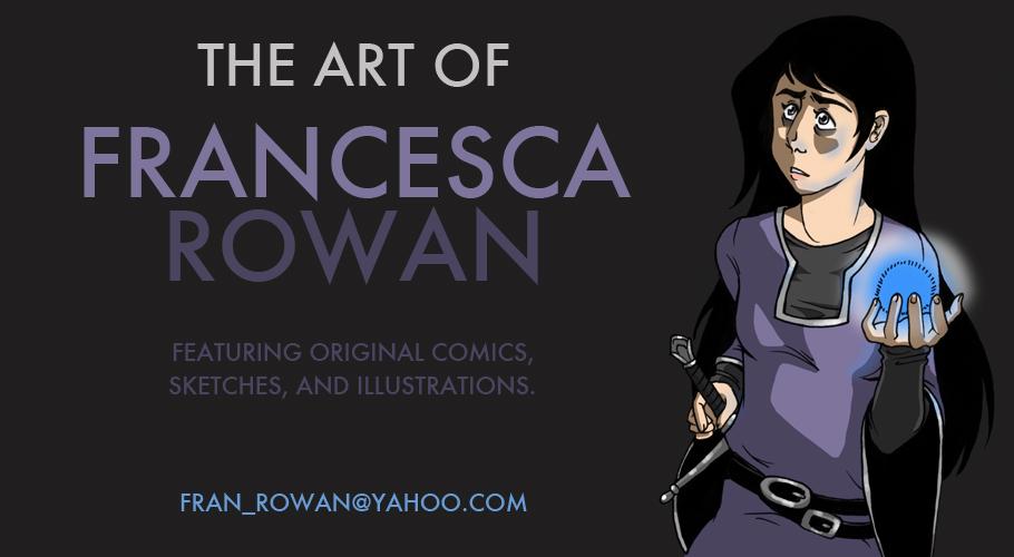 <center>Fran Rowan Art</center>