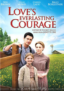 Loves Everlasting Courage Poster