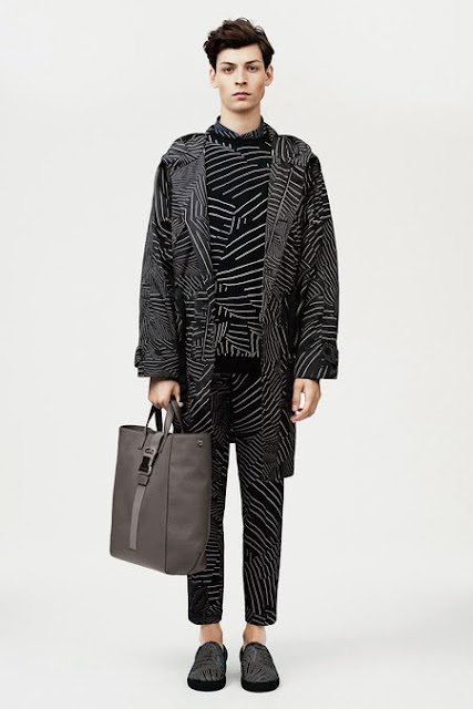 Christopher Kane Spring 2015 Menswear