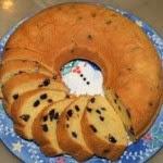 Resep Cake Kismis Coklat