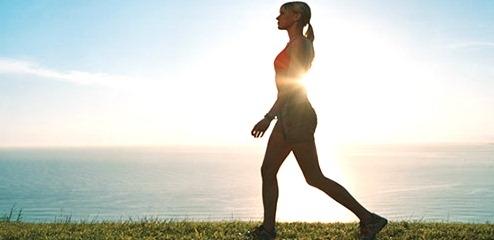Cuántas calorías se queman caminando