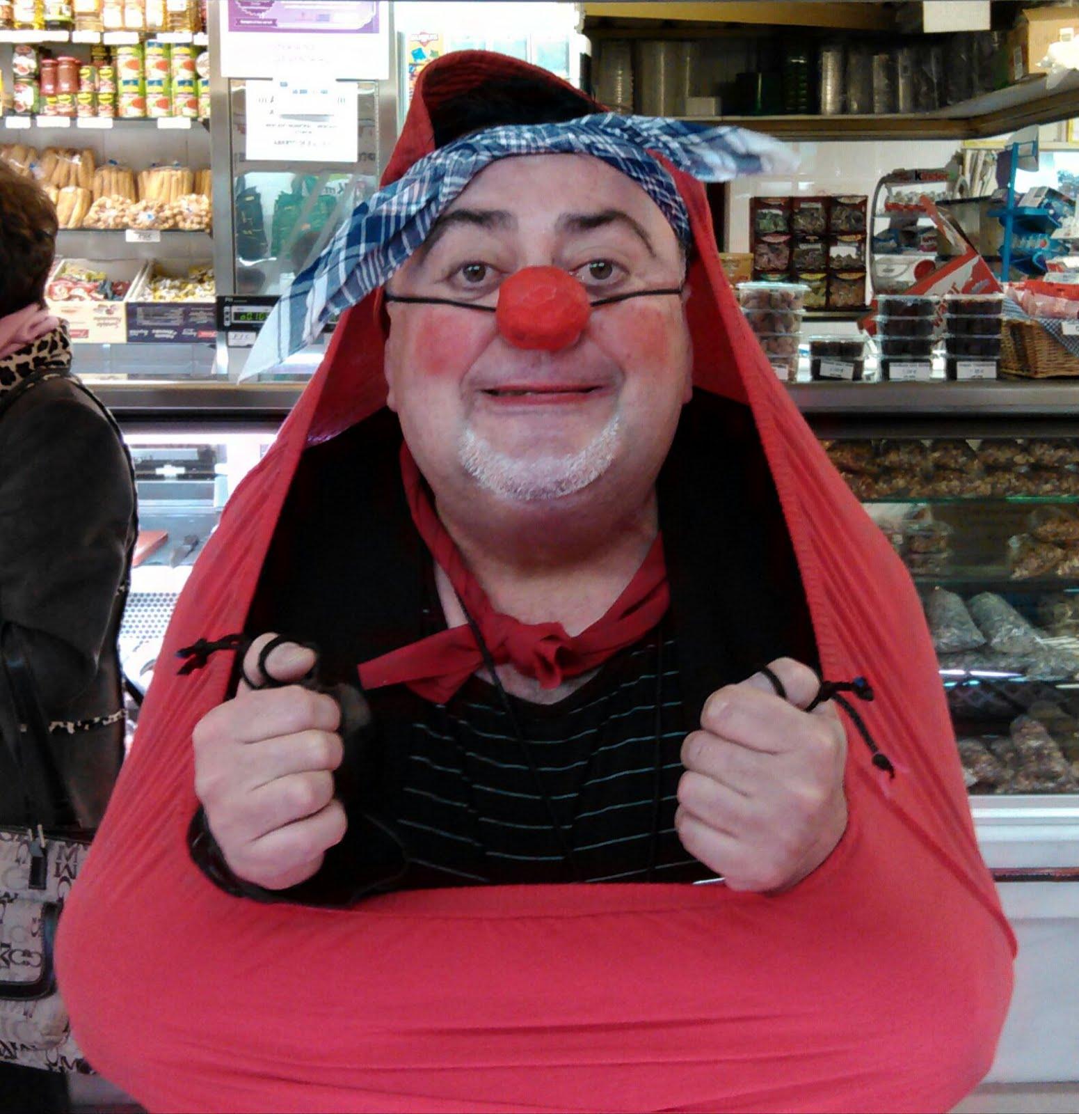 Conino Gurillo Clown.