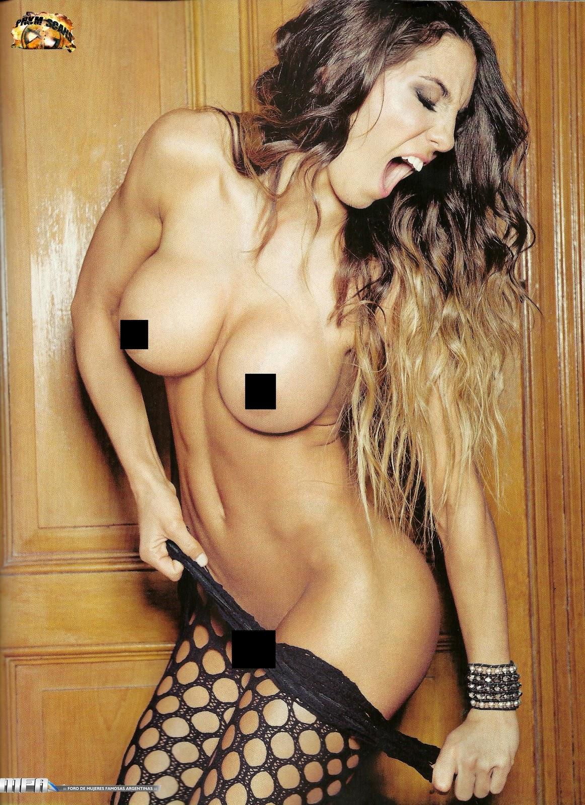 Cinthia Fernandez Desnuda