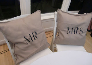 Mr. and Mrs. Pillows  Photo by Patricia Stimac