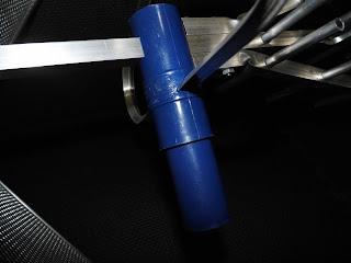 Cover dari bahan plastik berkualitas, melindungi komponen PCB dan Terminal