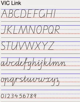 Victorian Handwriting Font