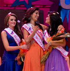 Miss Teen Nicaragua 2012 Gabriela Calix
