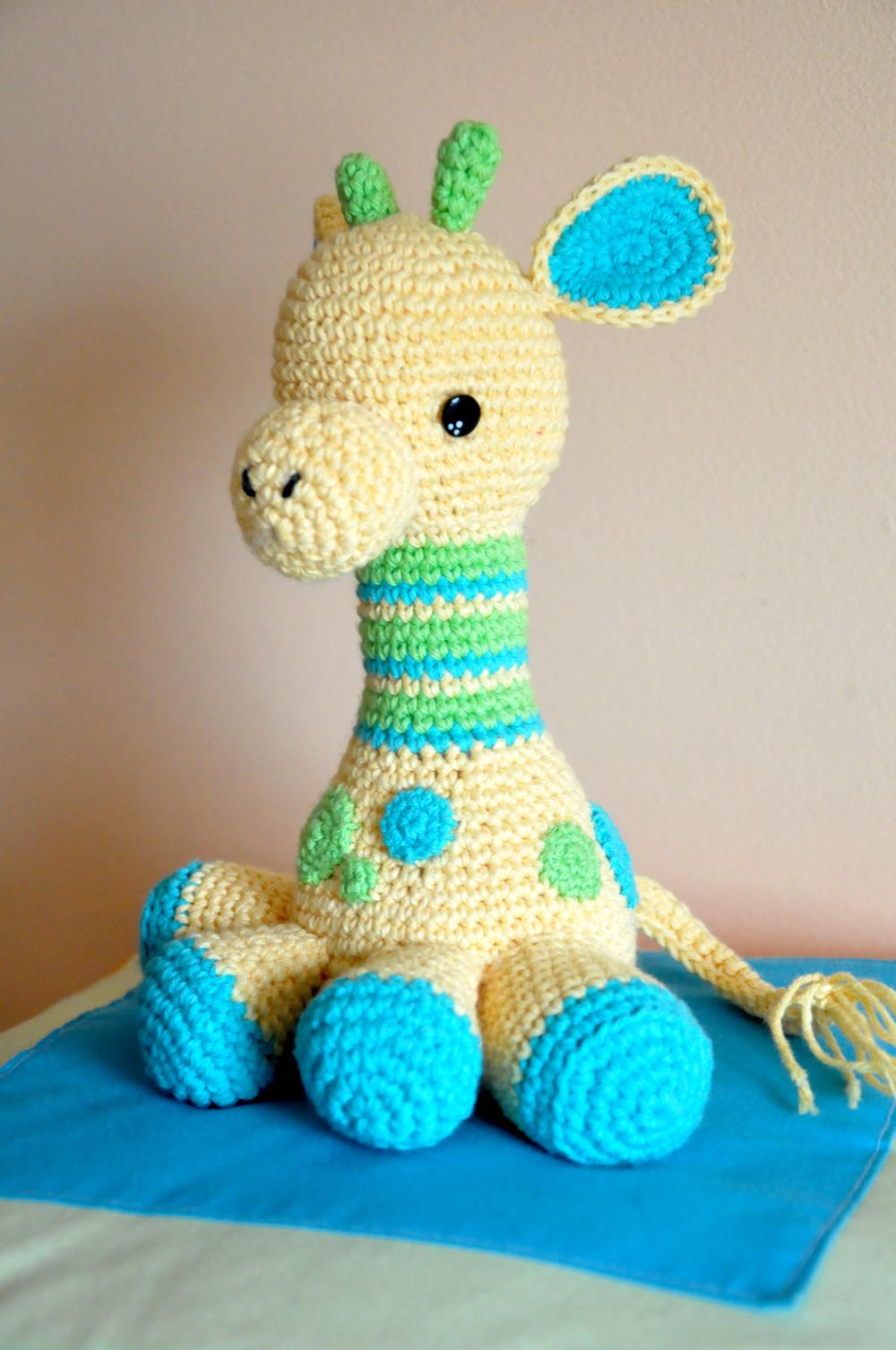 Arafa, la jirafa bebé | Chica outlet