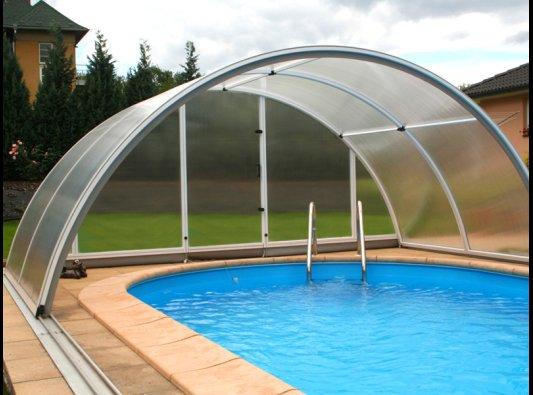 Distintos tipos de cerramientos de piscinas fotos de - Cerramientos para piscinas ...