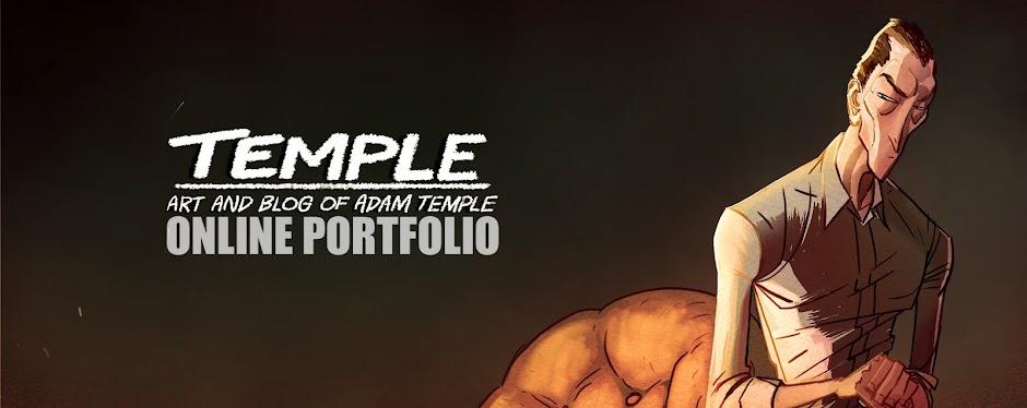 Adam Temple - Portfolio