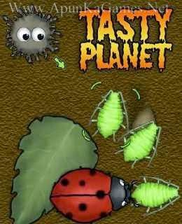 game tasty planet