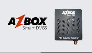Azbox Smart 1 como receptor tem até busca cega. Saiba aqui como transformar o seu em receptor digital de satélite